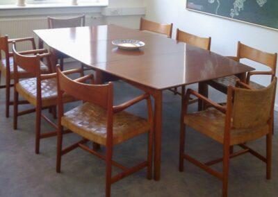 Århus Rådhus - kontormøbler