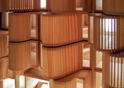 Arkitekturmodel - Design Exners Tegnestue