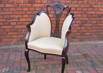 Hepplewhite stol