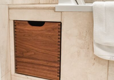 Skuffemøbel til badeværelse - Design Carl Schneider
